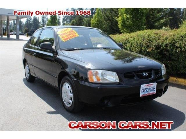 2001 Hyundai Accent | 836279