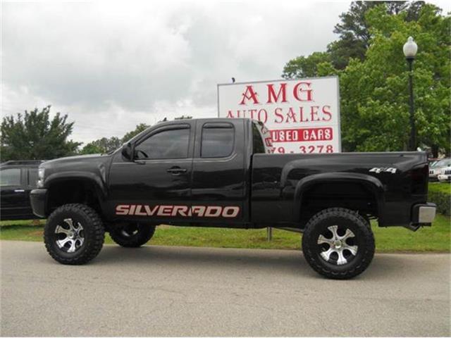 2009 Chevrolet Silverado   836293