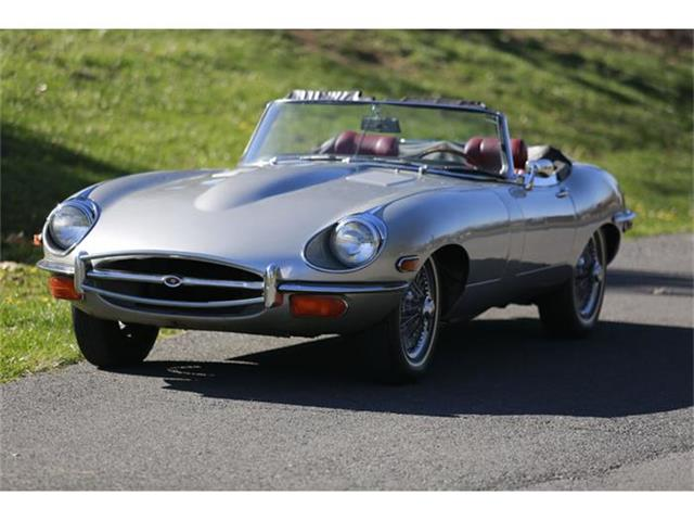 1970 Jaguar XKE | 836296
