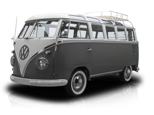 1960 Volkswagen Kombi 23 Window Bus   836300