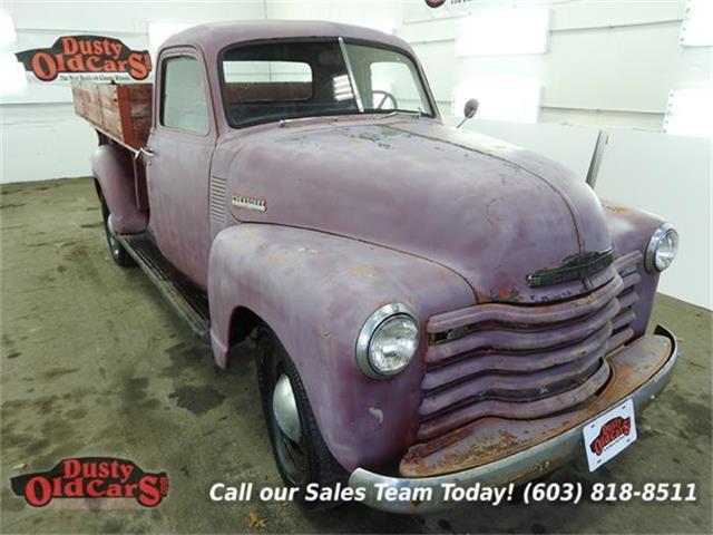 1950 Chevrolet 3800 | 836335