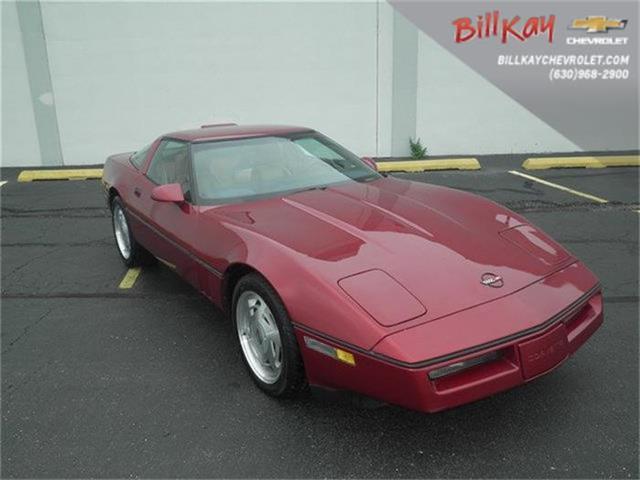 1989 Chevrolet Corvette | 836352