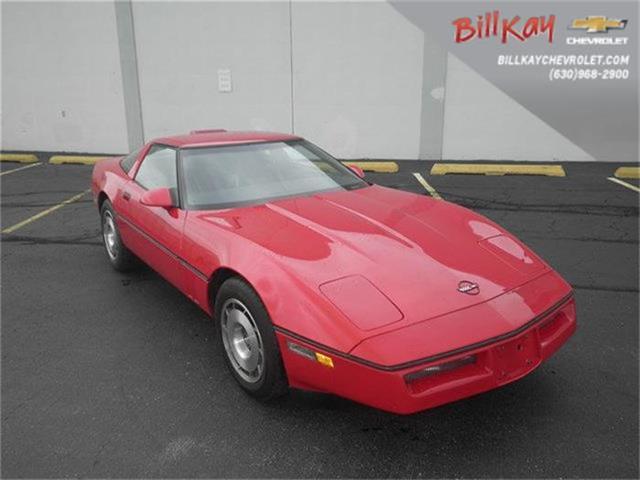 1987 Chevrolet Corvette | 836354