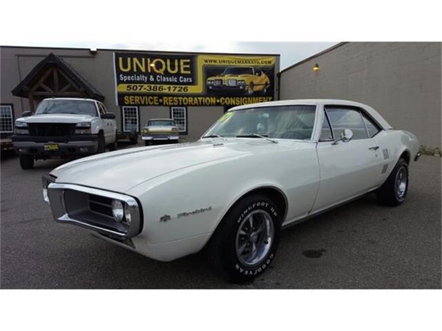 1967 Pontiac Firebird | 836355