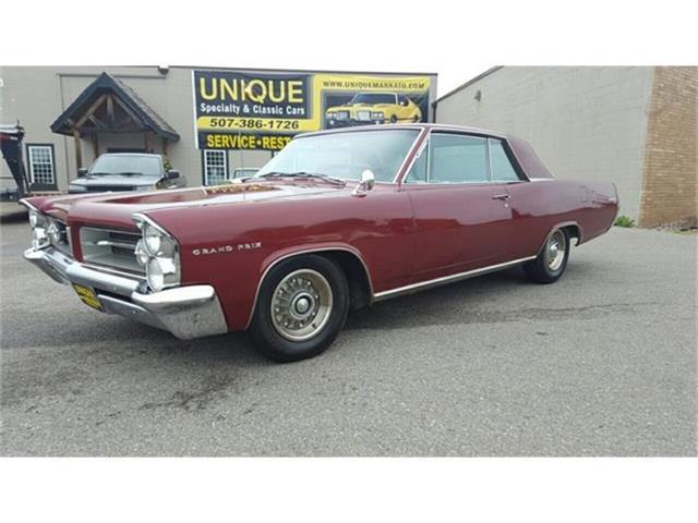 1963 Pontiac Grand Prix | 836357