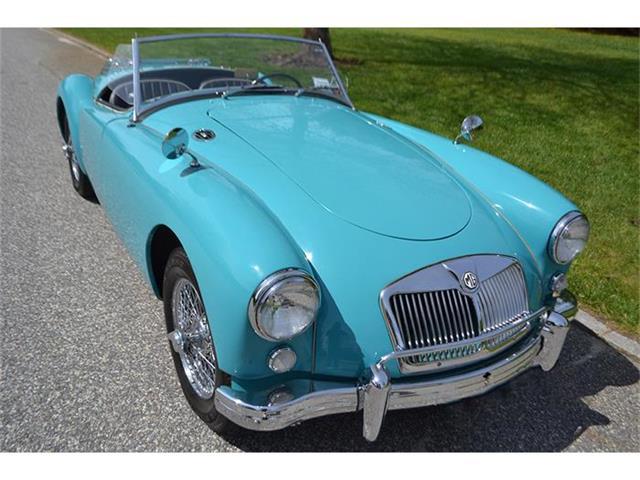 1957 MG MGA | 836360