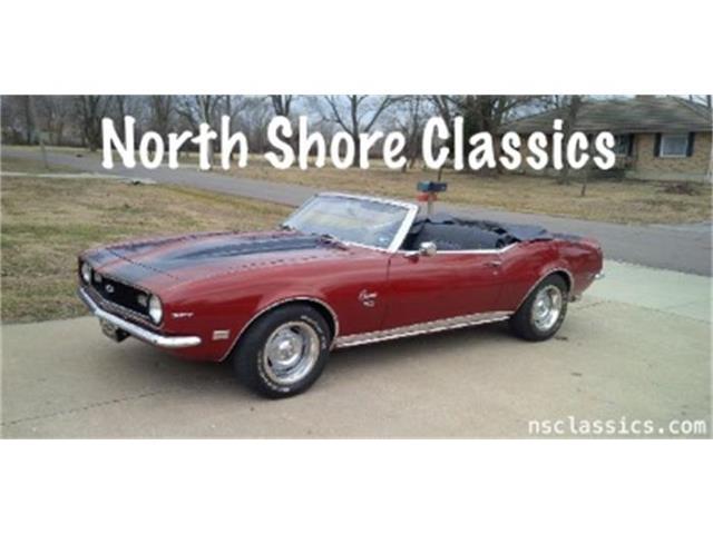 1968 Chevrolet Camaro | 836458