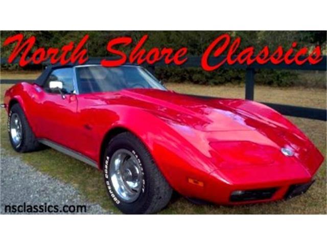 1973 Chevrolet Corvette | 836468