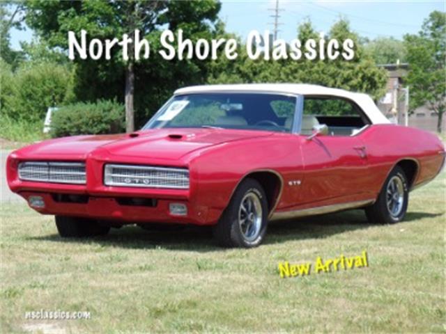 1969 Pontiac GTO | 836472