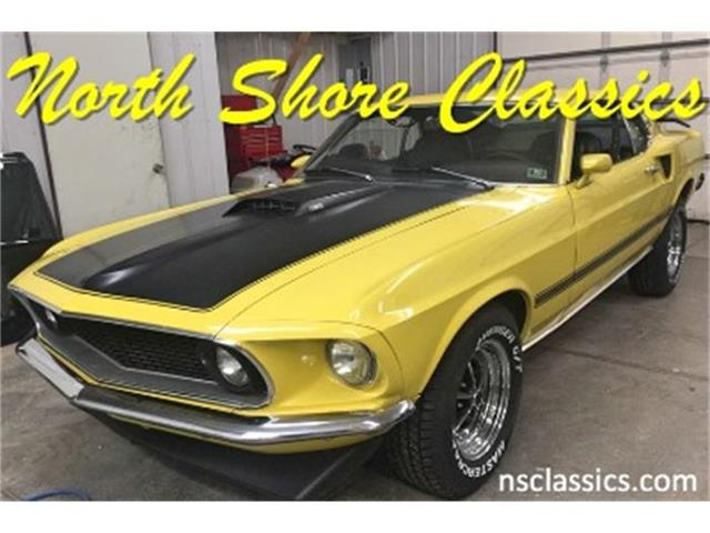 1969 Ford Mustang | 836477