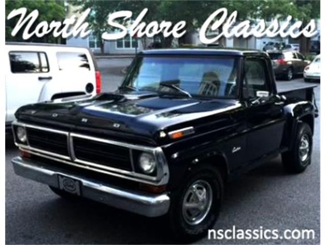 1970 Ford F100 | 836488