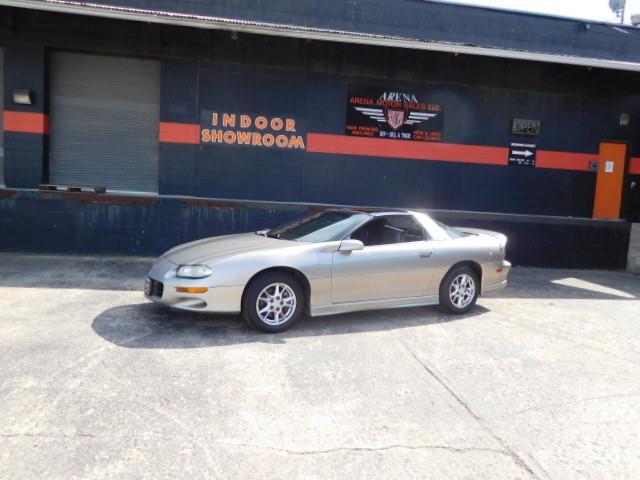 2002 Chevrolet Camaro | 836497