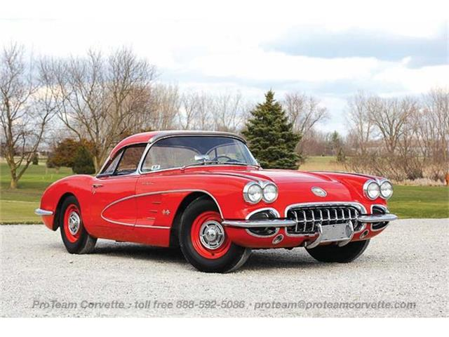 1960 Chevrolet Corvette | 836995
