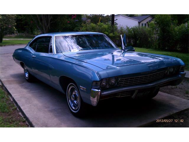1968 Chevrolet Impala | 837265