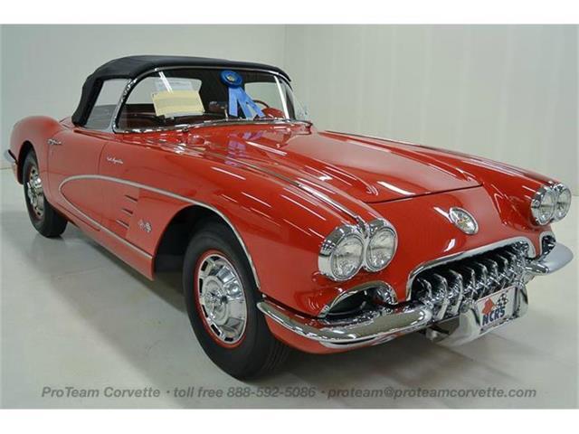 1959 Chevrolet Corvette | 837272