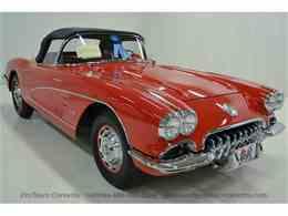 1959 Chevrolet Corvette for Sale - CC-837272