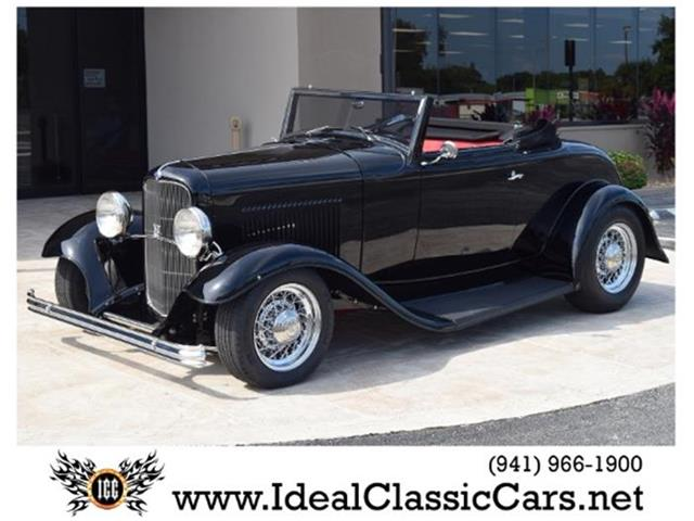 1932 Ford Cabriolet | 837275