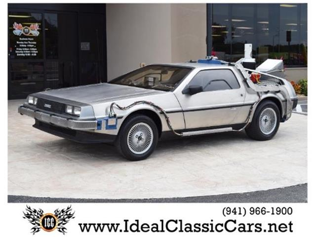 1981 Z Movie CAR Back TO THE Future | 837281