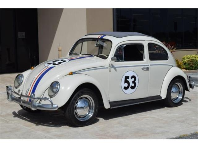 1962 Z Movie CAR Herbie 3 | 837283