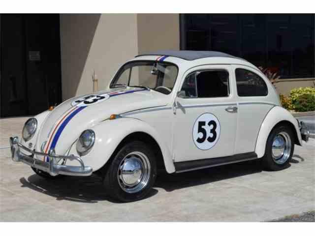 1962 Z Movie CAR Herbie 3   837283