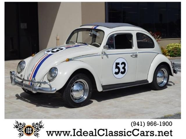 1962 Z Movie CAR Herbie 3 | 837283
