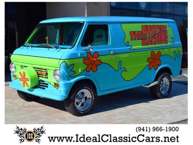 1972 Z Movie CAR Scooby DOO | 837284