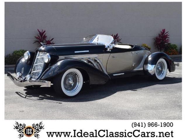 1936 Auburn Speedster | 837289