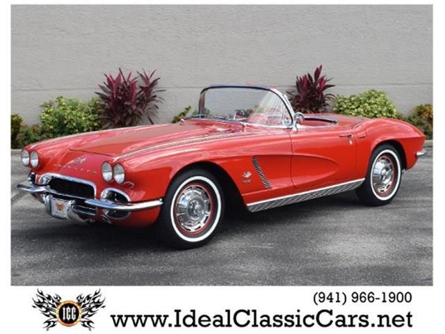 1962 Chevrolet Corvette | 837293