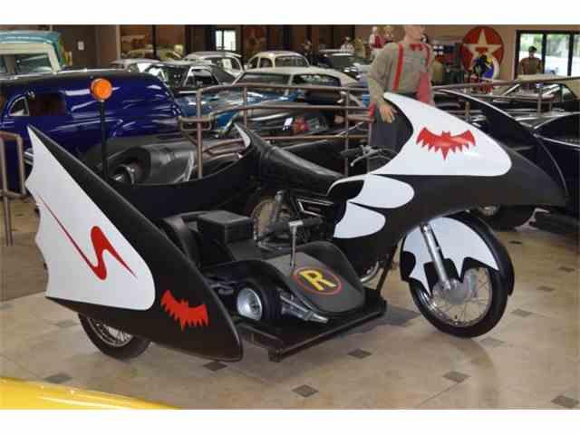 1972 Z Movie CAR 1966 Batcycle | 837294