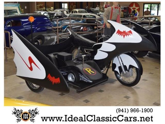 1972 Z Movie CAR 1966 Batcycle | 837294