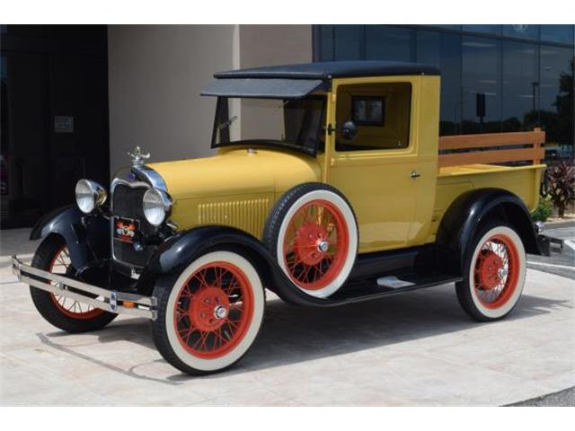 1929 Ford Model A | 837296