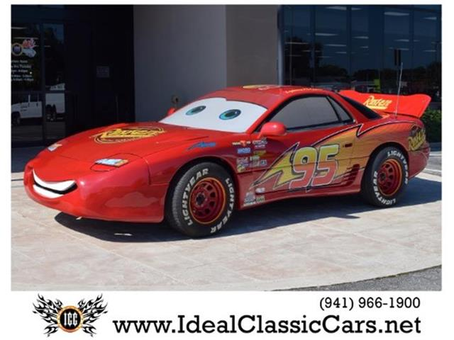 1993 Z Movie CAR Lightning Mcqueen | 837304