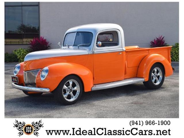 1940 Ford Pickup | 837306
