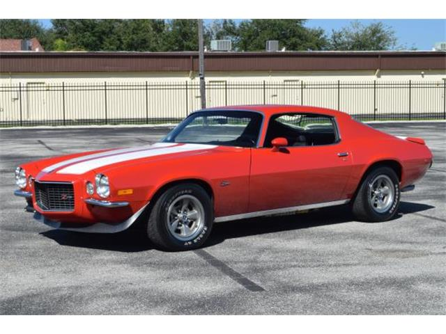 1970 Chevrolet Camaro | 837311