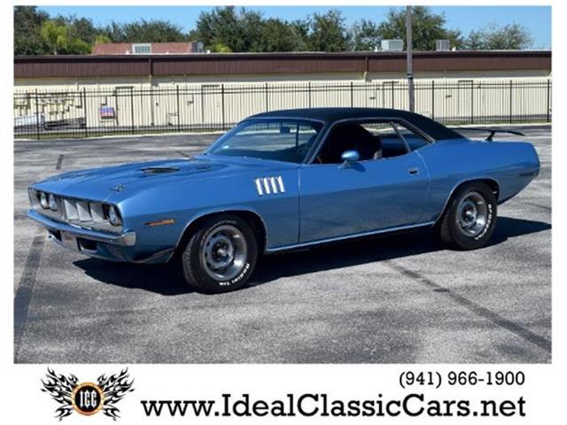 1971 Plymouth Cuda | 837321