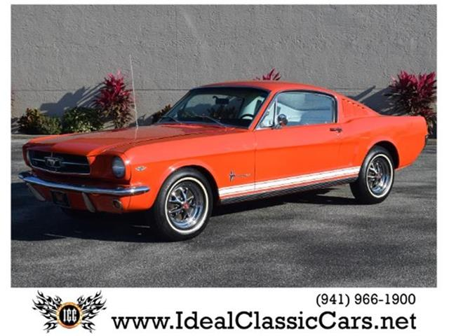 1965 Ford Mustang | 837322