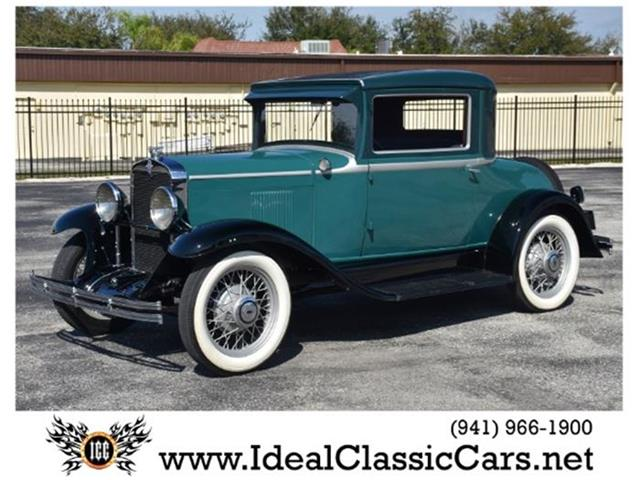1930 Chevrolet 3-Window Pickup | 837323