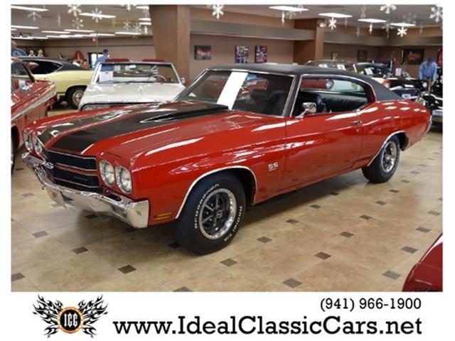 1970 Chevrolet Chevelle | 837324