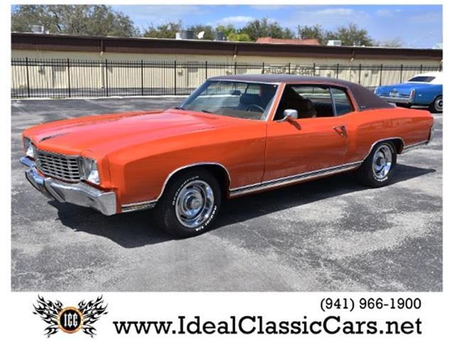 1972 Chevrolet Monte Carlo | 837326