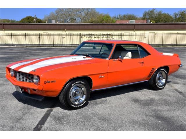 1969 Chevrolet Camaro | 837333