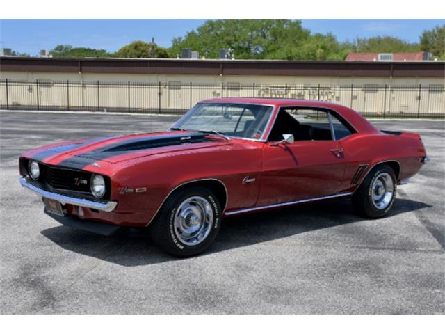 1969 Chevrolet Camaro | 837335