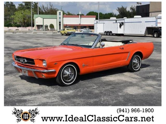 1965 Ford Mustang | 837336