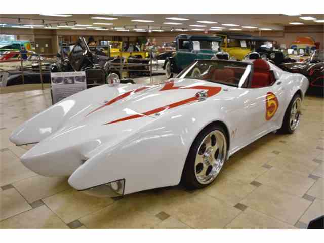 1980 Z Movie CAR Speed Racer | 837337