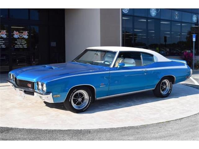 1972 Buick Gran Sport | 837353