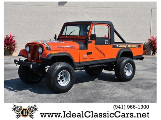 1984 Jeep CJ8 Scrambler | 837356