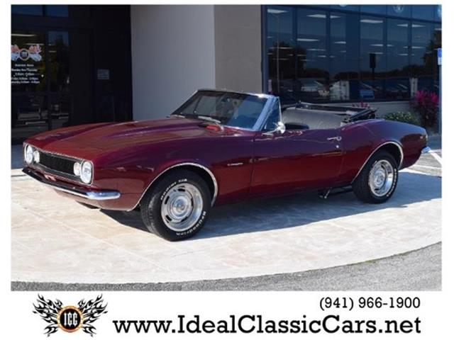 1967 Chevrolet Camaro | 837358