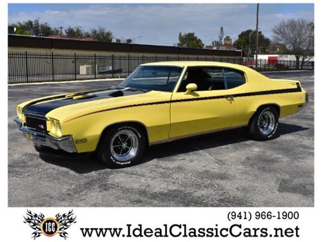 1972 Buick Gran Sport | 837360