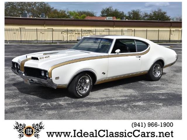 1969 Oldsmobile 442 | 837361