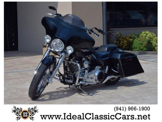 2010 Harley-Davidson Motorcycle | 837362