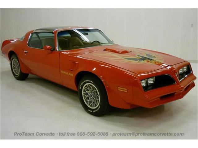 1977 Pontiac Firebird Trans Am | 837435